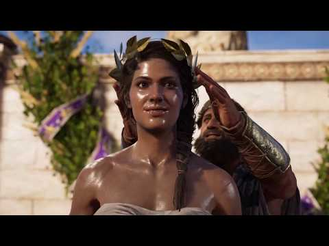 Assassin's Creed Odyssey - Olympia Mission