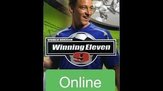 Winning eleven 9 online