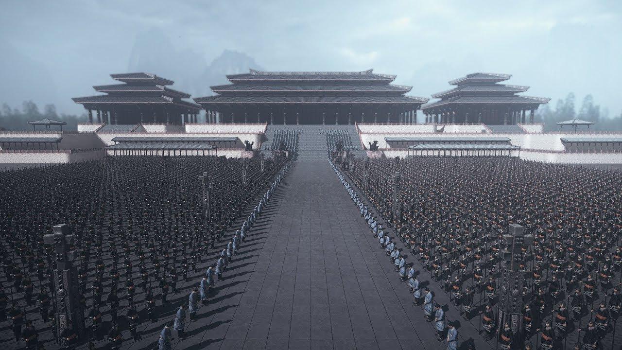 5 Games like Total War: THREE KINGDOMS