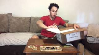 Unboxing my Dunner dragon from Phat Phibs Bad Ass!