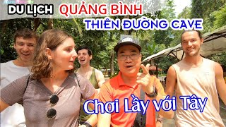 QUANG BINH VIETNAM TRAVEL ▶ Discover Paradise Cave with Funny Guy