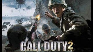 Британская и Американская Компания в Call of Duty 2 (Сложность ВЕТЕРАН) #3 (Запись)