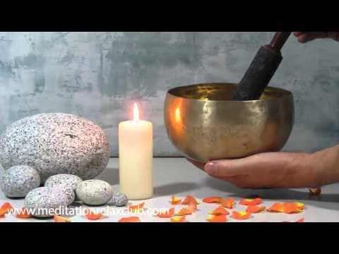 Musica Relaxante: Som Para Meditação com Tigelas Tibetanas e Mantra Budista