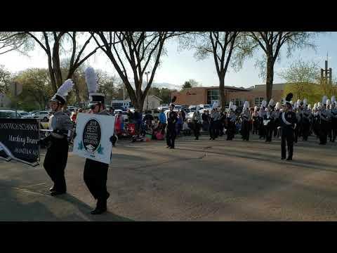 Mandan High School Marching Band