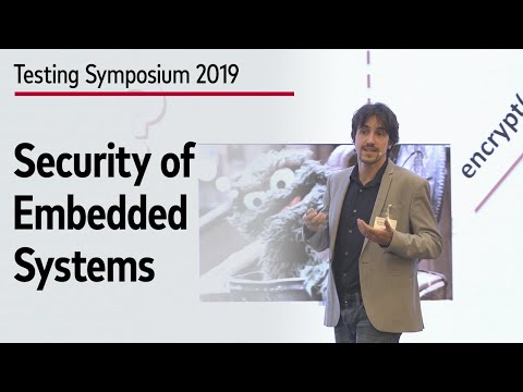 Testing The Security Of Embedded Systems