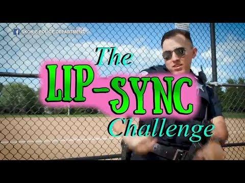 Skokie police 'Lip Sync Challenge' video