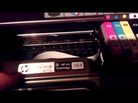 hp photosmart 6510 youtube rh youtube com hp 6500 printer manual Install HP Photosmart Plus Printer