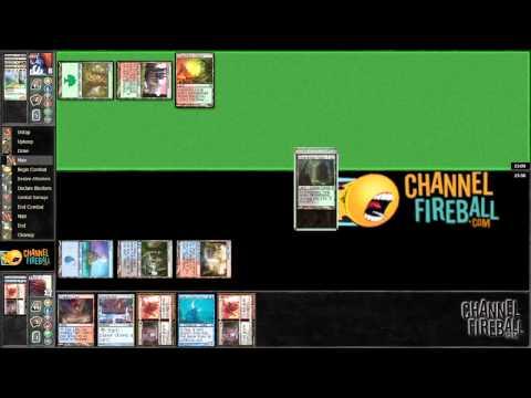 Channel Cheon  - Modern Owling Mine (Match 5, Game 1)