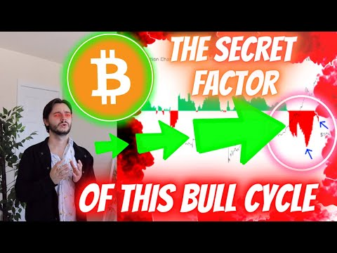 THE BITCOIN CYCLE FACTOR *EVERYONE* IS IGNORING!!! - (watch Asap TIME SENSITIVE)