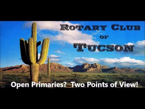 Open Primaries? Two Points of View, Bill Risner vs Paul Johnson