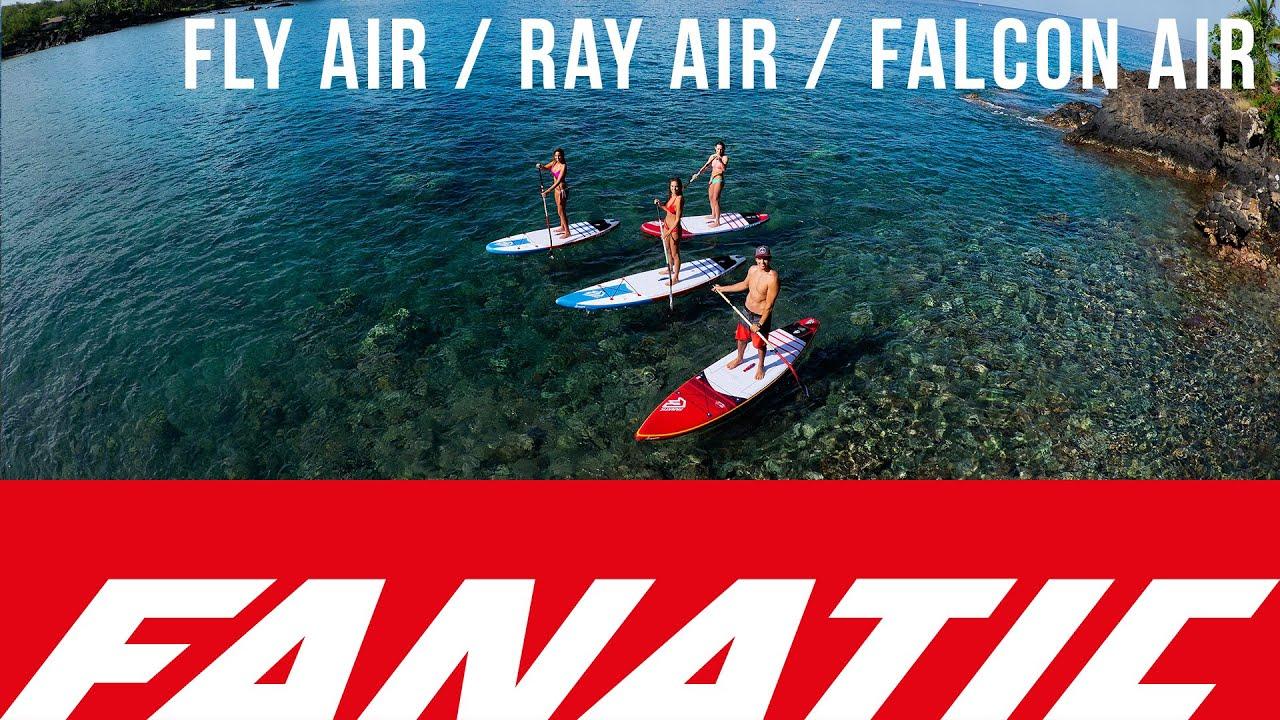 Fanatic Fly Air 10 8 Quot Ab 949 00 Preisvergleich Bei