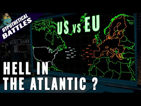What would a war between US and EU look like? (Part 1/2)