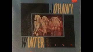 Johnny Winter Live!!!