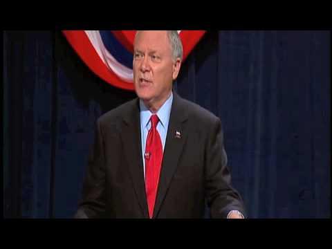 WSB-TV 2010 Georgia Republican Gubernatorial Debate - part 1
