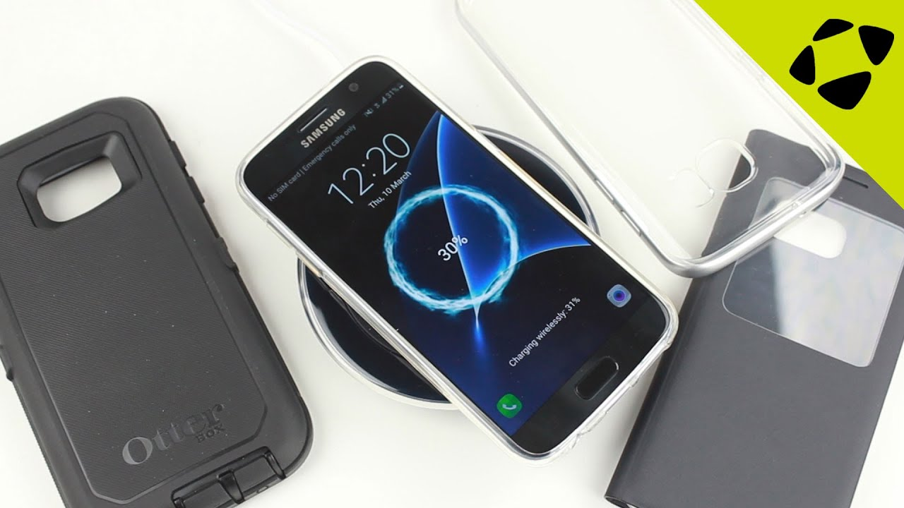 samsung case charger s7