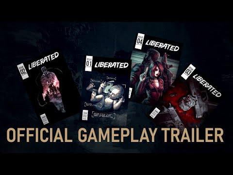 Liberated - представлен игровой процесс