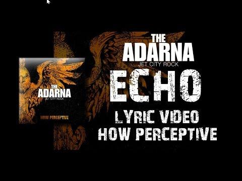 Official Karaoke Video for Echo by The Adarna