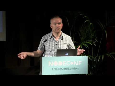 Node.js that's hugely reliable, fast, and scalable - Matthew Clark