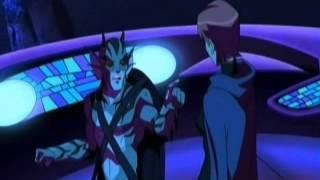 Super Boy X Miss Martian Moments Season 2 Part 3