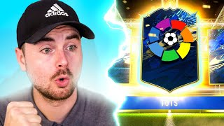 ELITE TOTS LA LIGA REWARDS!!