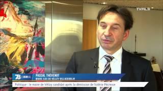 Politique : le maire de Vélizy candidat après la démission de Valérie Pécresse