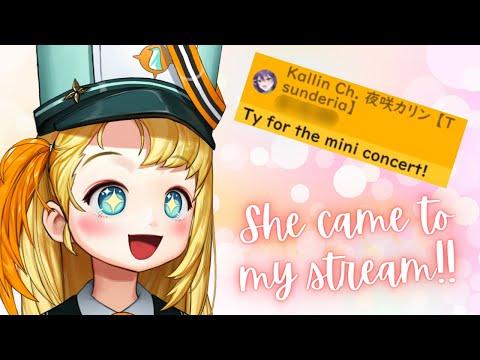 secret base~君がくれたもの~ Mini Concert for Kallin from Tsunderia || Pina Pengin [PRISM Project]