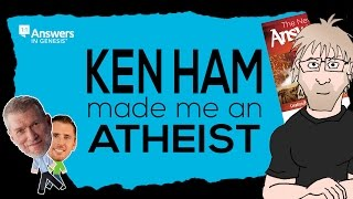 Ken Ham made me an atheist. (An intro to Paulogia.)