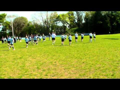 Bermuda U/12 Rugby Tour Of Ireland