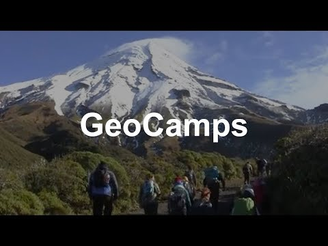 GNS Science Geocamps
