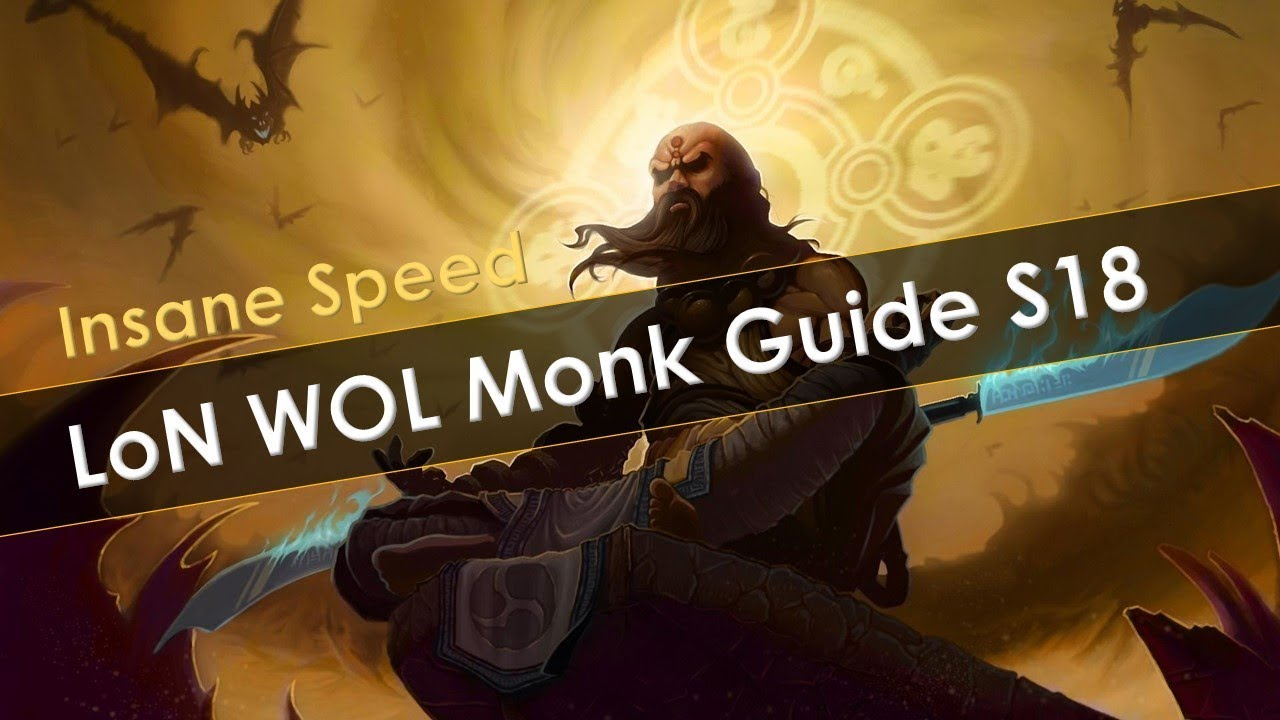 Rax's S18 LoN Wave of Light Monk - Monk - Diablo III Builds