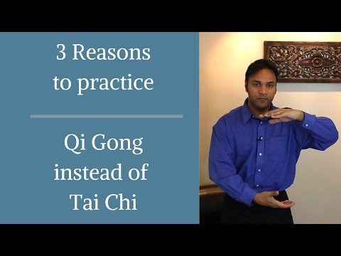 4 Compelling Good reasons to Try Tai-chi