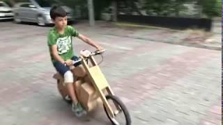 DORUK VE ELEKTRİKLİ MOTOSİKLETİ