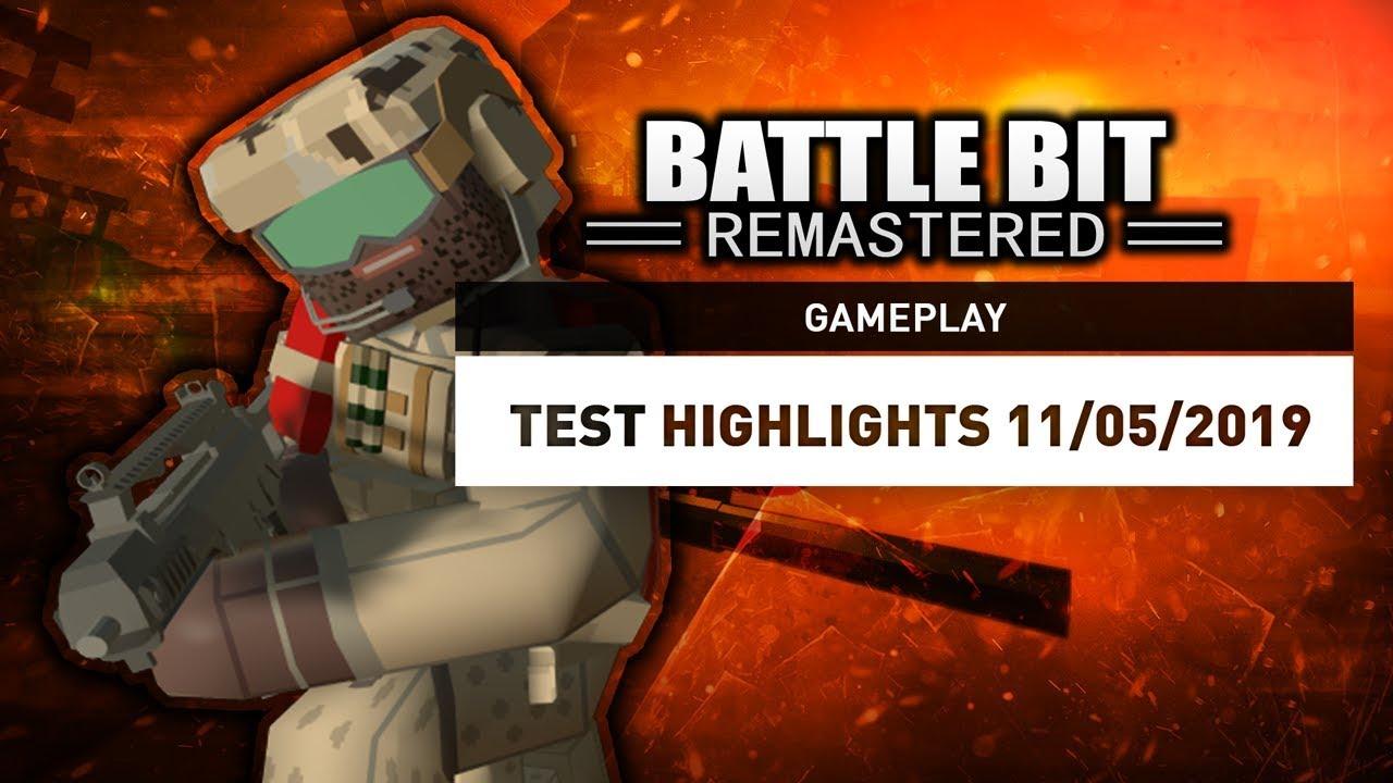 Battlebit Discord battlebit: test highlights - 11/05/2019