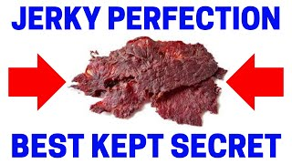 NEVER Make Beef Jerky Again Until Watching This! - Quick & Easy!