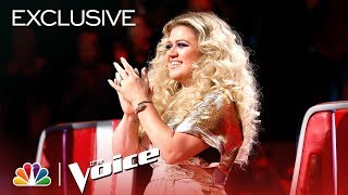 Kelly Clarkson's Just Sayin' - The Voice 2018 (Digital Exclusive)