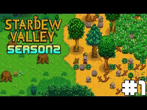 Stardew Valley [Season2] #1 : ยินดีต้อนรับเข้าสู่ Forest Farm