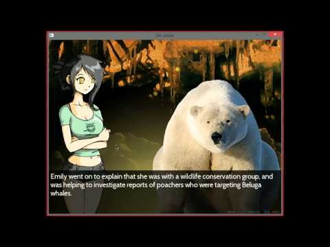 Oh Josiah - Can I Love A Polar Bear?