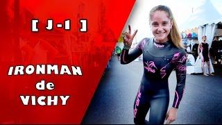 Jour -1 avant l'Ironman, la pression monte ! ➤ Abonnez-vous http://...