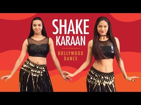 Shake Karaan | Munna Michael | Bollywood Dance | LiveToDance With Sonali