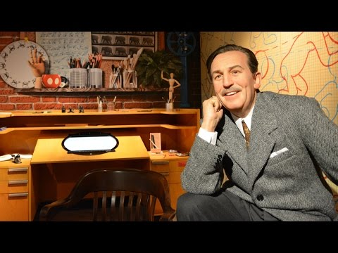 Madame Tussauds Orlando FULL Tour Including Walt Disney; Steve Jobs; Taylor Swift; Jimmy Fallon