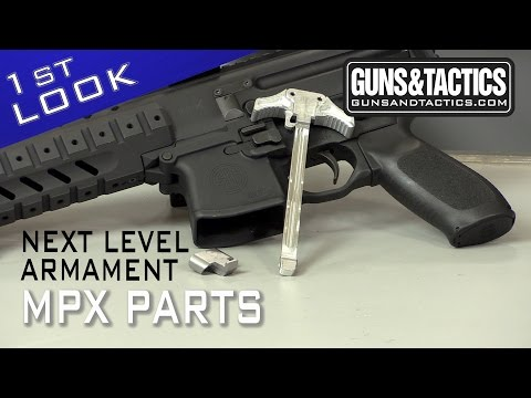 First Look Next Level Armament MPX Parts