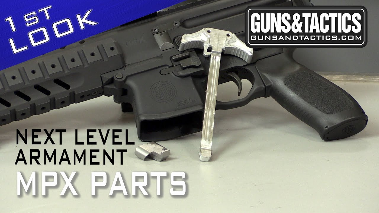 First Look: MPX Upgrades by Next Level Armament