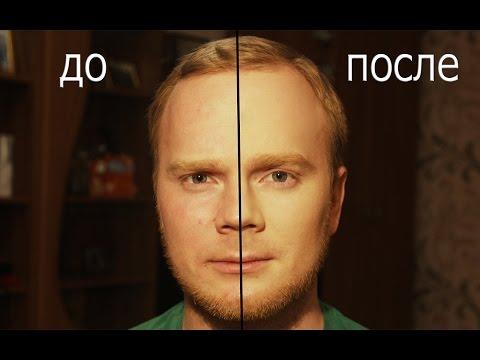 Чудеса макияжа. Мужской make up для съемок видео и фото