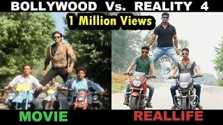 Bollywood Vs. Reality 4 | Real Life Funny Video | OYE TV