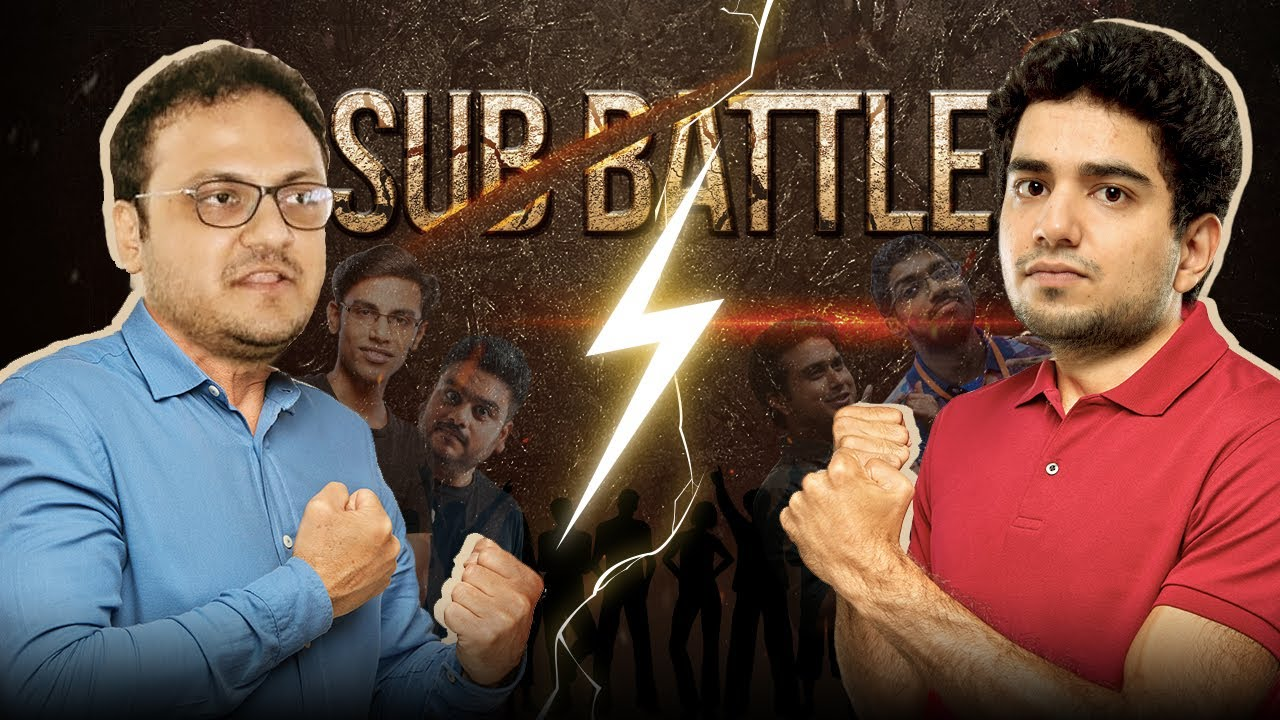 Download SAMAY RAINA vs SAGAR SHAH   SUB BATTLE + INSANE ANNOUNCEMENT