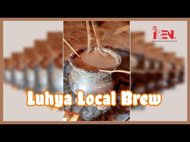 Luhya Beverage: Busaa
