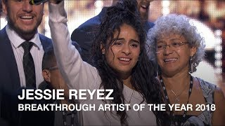 Jessie Reyez | Breakthrough Artist of the Year | Juno Awards 2018