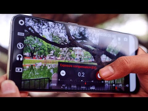 Top 3 Professional Videography Camera Apps For Android!