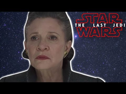 THAT General Leia Scene Explained (Star Wars: The Last Jedi)