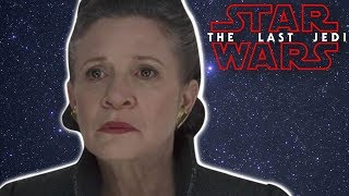 General Leia's Flight Through Space Explained (Star Wars: The Last Jedi)